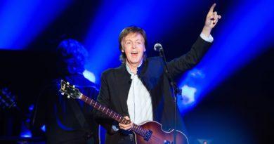 Paul McCartney fará show inédito na Bahia no mês de outubro
